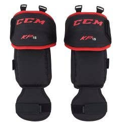 CCM 1.5 Junior Goalie Knee Protector