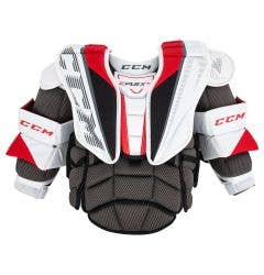 CCM Extreme Flex E5.5 Youth Goalie Chest & Arm Protector