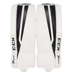 CCM YFlex Yth. Goalie Leg Pads