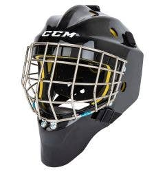 CCM Axis A1.5 Junior Certified Straight Bar Goalie Mask