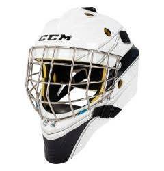 CCM Axis A1.5 Senior Certified Straight Bar Goalie Mask - Team