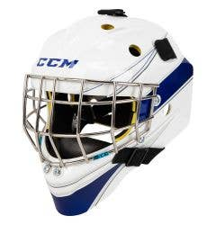 CCM Axis A1.5 Youth Certified Straight Bar Goalie Mask - Team