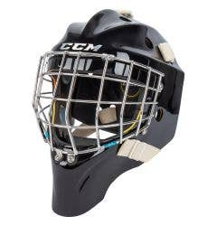 CCM Axis Pro Senior Certified Straight Bar Goalie Mask