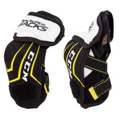 CCM Super Tacks Youth Hockey Elbow Pads