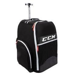 CCM 390 Player 18in. Wheeled Hockey Equipment Backpack