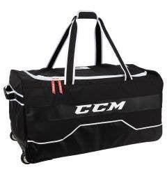 CCM 370 Player Basic 33in. Wheeled Hockey Equipment Bag