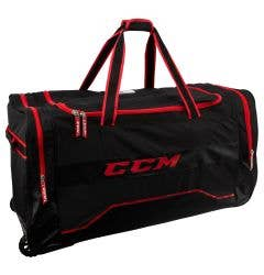 CCM 380 Player Deluxe 37in. Wheeled Hockey Equipment Bag