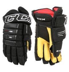 CCM 4-Roll Pro III Junior Hockey Gloves