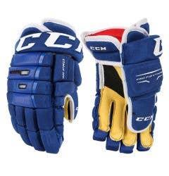 CCM 4-Roll Pro III Senior Hockey Gloves