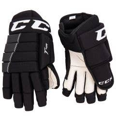 CCM Tacks 4-Roll Junior Hockey Gloves