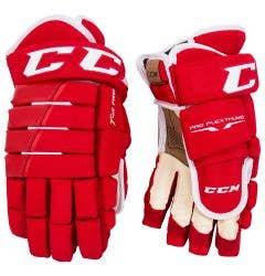 CCM Tacks 4 Roll Pro Junior Hockey Gloves