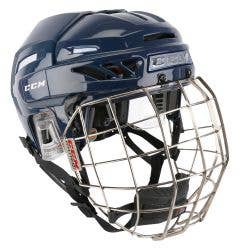 CCM Fitlite 3DS Hockey Helmet Combo