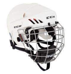 CCM 50 Junior Hockey Helmet Combo