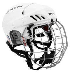 CCM FL60 Hockey Helmet Combo