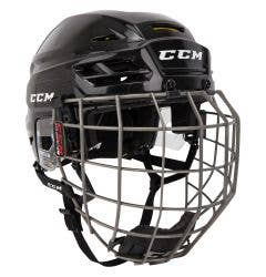 CCM Tacks 310 Hockey Helmet Combo