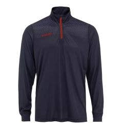 CCM Training Tech Top Senior 1/4 Zip Pullover Jacket