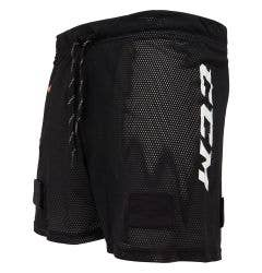 CCM Women's Loose Mesh Shorts w/Pelvic Protector