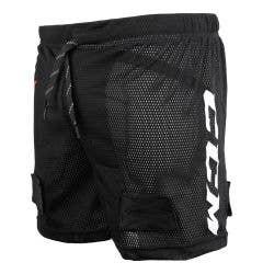 CCM Loose Mesh Senior Jock Shorts w/ Cup