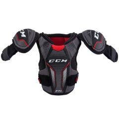 CCM Jetspeed FT1 Youth Hockey Shoulder Pads