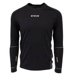 CCM Cut Protective Senior Athletic Fit Long Sleeve Shirt