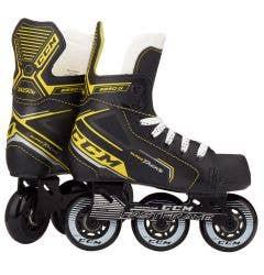 CCM Super Tacks 9350 Youth Roller Hockey Skates
