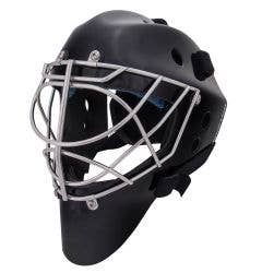 Coveted Senior 3:13 Pro Non-Certified Cat Eye Goalie Mask w/ Square Bar Cage