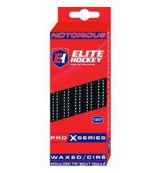 Elite Notorious Pro X Waxed Molded Tip Laces
