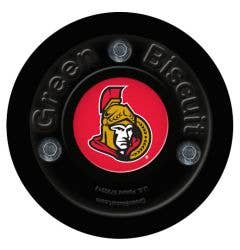 Ottawa Senators Green Biscuit Training Puck
