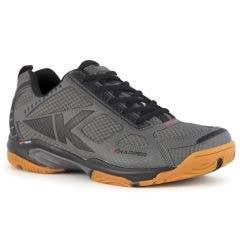 Knapper AK5 Men's Street Hockey Shoes - Grey/Black