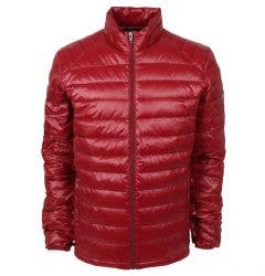 Monkey Sport by Pepper Foster - Goosed Adult Jacket (Red)