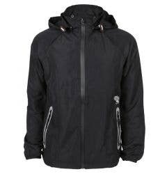 Monkey Sport by Pepper Foster - Sleek Fit Adult Jacket (Black/Reflect)