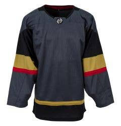 Vegas Golden Knights MonkeySports Uncrested Adult Hockey Jersey