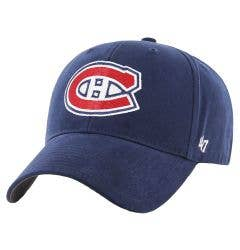 Montreal Canadiens Old Time Hockey Basic MVP Youth Adjustable Cap