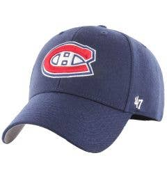 Montreal Canadiens Old Time Hockey Basic MVP Adjustable Cap