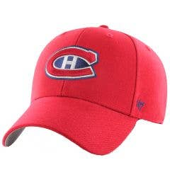 Montreal Canadiens Old Time Hockey Classic MVP Adjustable Cap