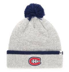 Montreal Canadiens Old Time Hockey Fairbanks Knit Pom Beanie