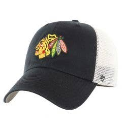 Chicago Blackhawks Old Time Hockey Hill Closer Flex Cap
