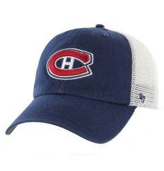 Montreal Canadiens Old Time Hockey Hill Closer Flex Cap