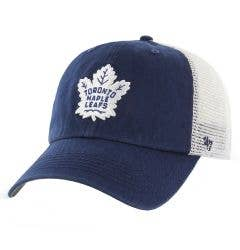 Toronto Maple Leafs Old Time Hockey Hill Closer Flex Cap