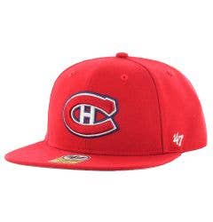 Montreal Canadiens Old Time Hockey Lil Shot Capitan Snapback Cap