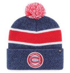 Montreal Canadiens Old Time Hockey Noreaster Pom Beanie