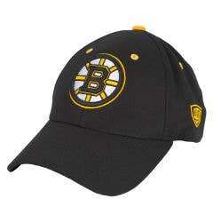 Boston Bruins Old Time Hockey Open Ice Adjustable Cap