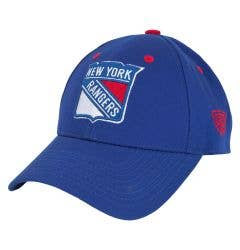 New York Rangers Old Time Hockey Open Ice Adjustable Cap