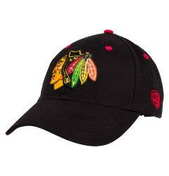 Chicago Blackhawks Old Time Hockey Open Ice Adjustable Cap