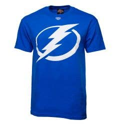 Tampa Bay Lightning Old Time Hockey NHL Onside Youth Short Sleeve Shirt