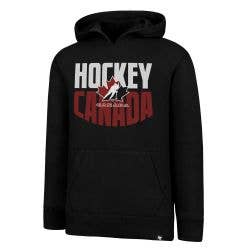 Team Canada Old Time Hockey Crosstown Youth Pullover Hoody