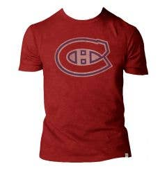 Montreal Canadiens Old Time Hockey Crosstown Scrum Men's Short Sleeve Shirt