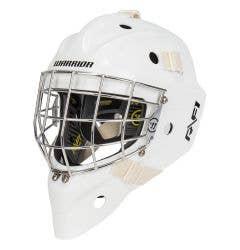 Warrior Ritual R/F1 Senior+ Certified Straight Bar Goalie Mask