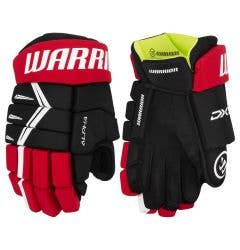 Warrior Alpha DX5 Senior Hockey Gloves
