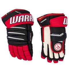 Warrior Alpha QX Pro Senior Hockey Gloves